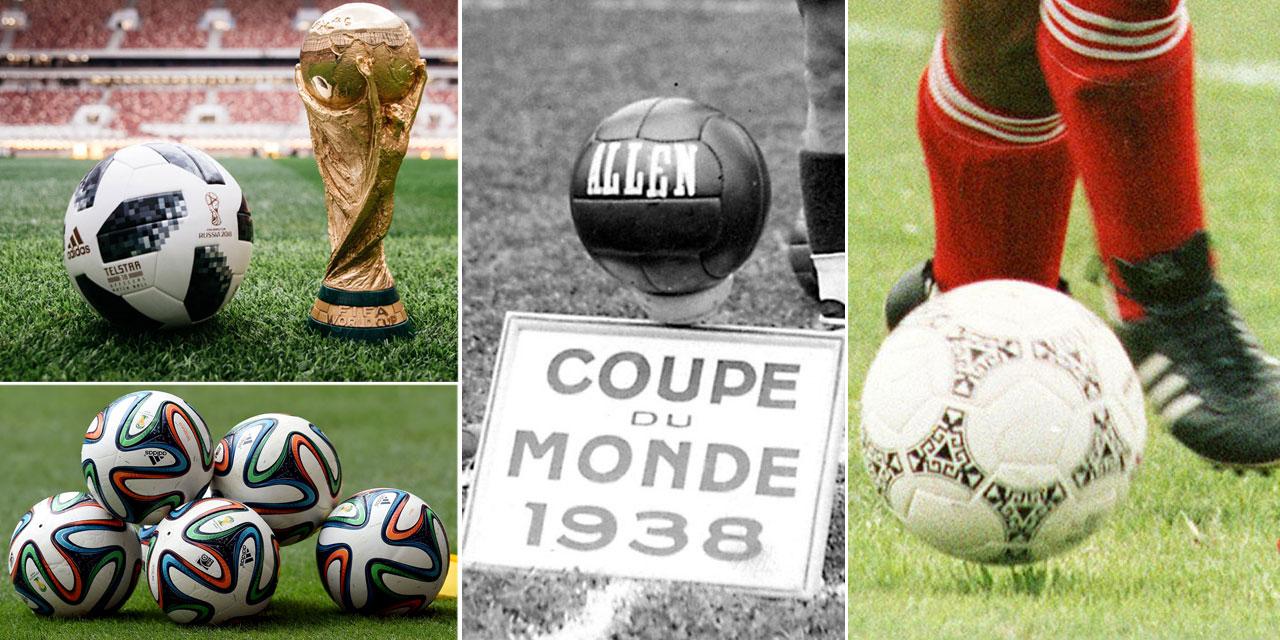 La Coupe Du Monde En 21 Ballons