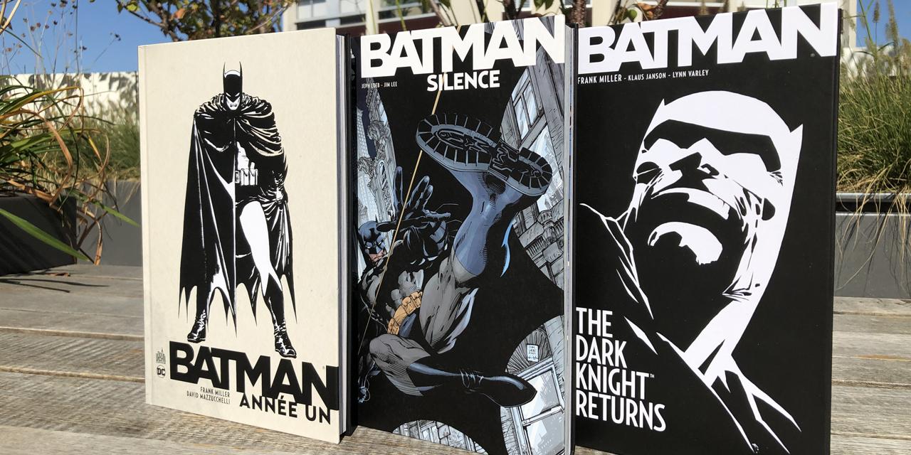 qui ne Batman brancher avec