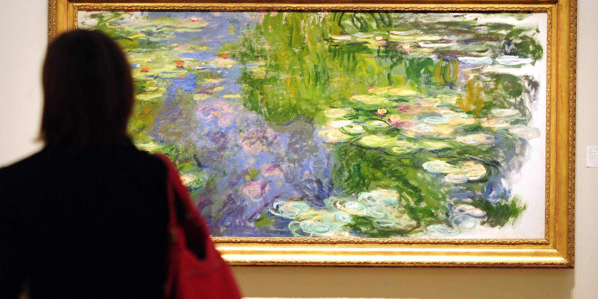 """""""C'est le Graal pour un collectionneur"""" : une oeuvre de Monet vendue aux enchères à New York"""