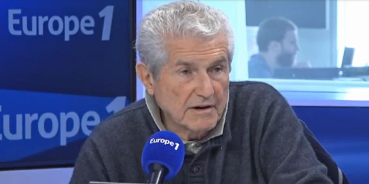 """Claude Lelouch : """"La vie, je l'aime de plus en plus et j'ai envie de la faire aimer"""""""