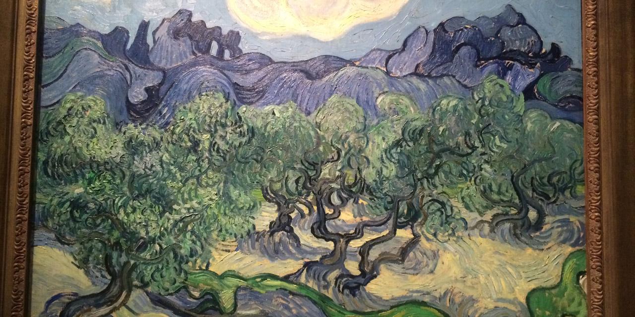 De Monet à Kandinsky, les paysages mystiques sexposent