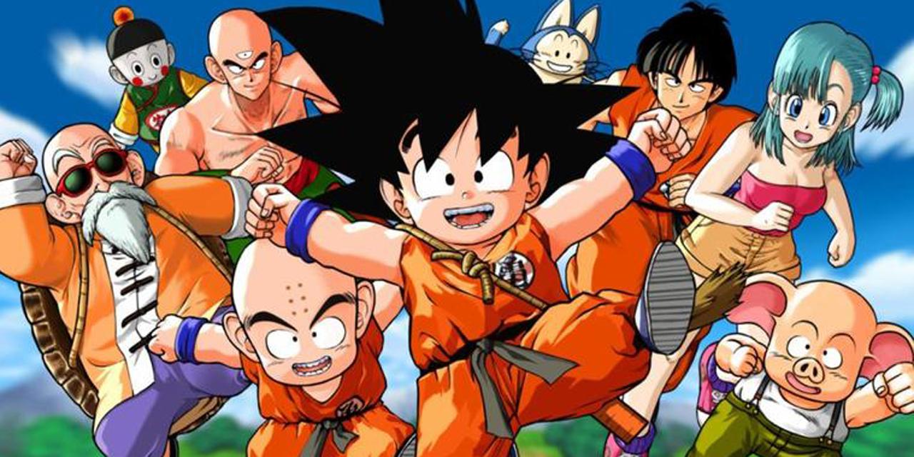 Dragon Ball : 35 ans après, Sangoku et ses amis sont toujours aussi populaires