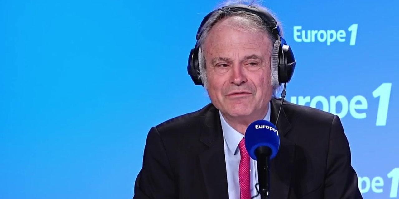 """Franz-Olivier Giesbert : """"On pardonne à tout le monde, sauf à ses parents"""""""