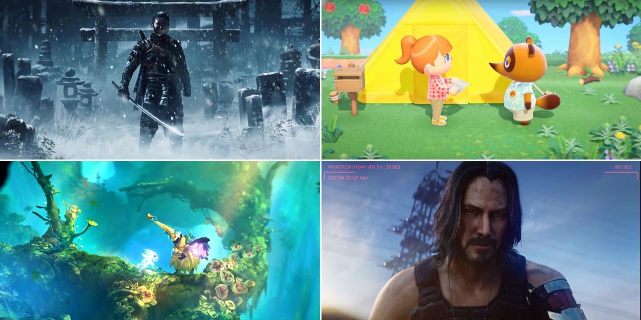 Huit Jeux Video Qui Vont Marquer 2020