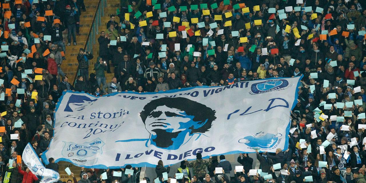 """""""Il est devenu un saint"""" : les années napolitaines de Diego Maradona au cœur d'un documentaire"""