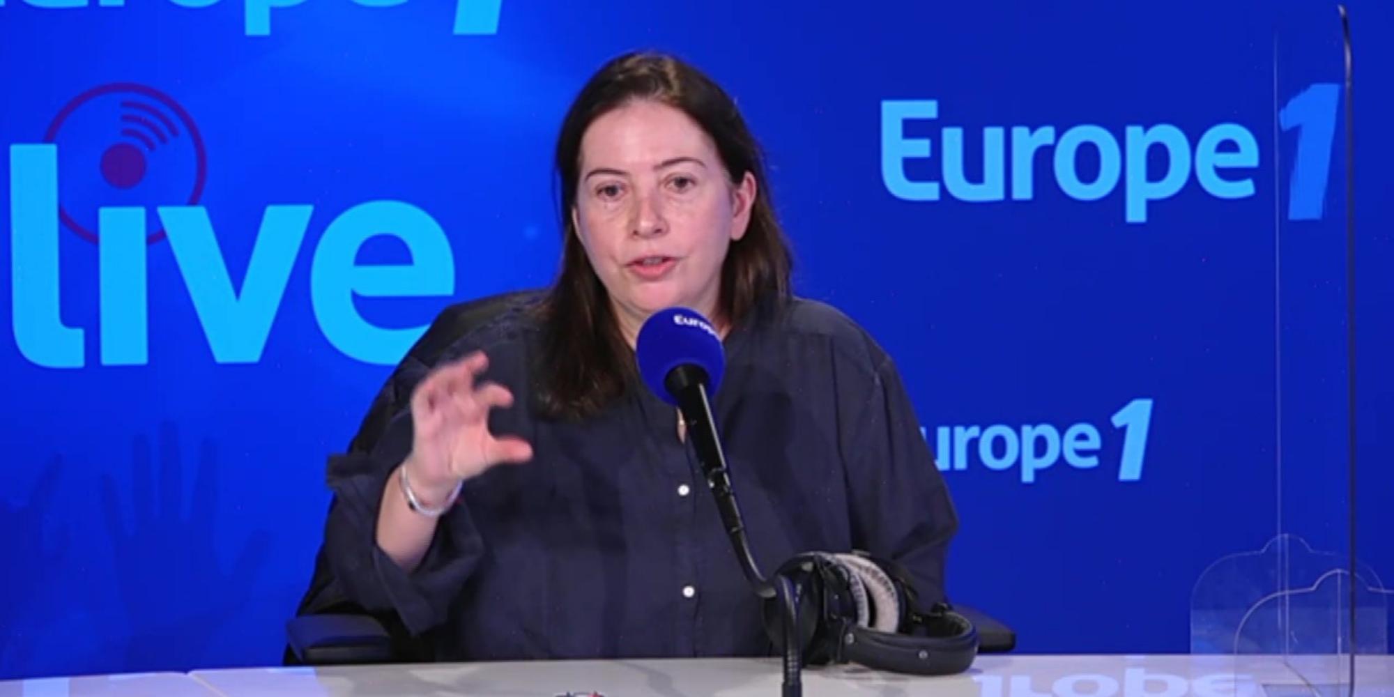 """""""Je suis la fille biologique de René Goscinny, Alain Chabat est son fils spirituel"""""""