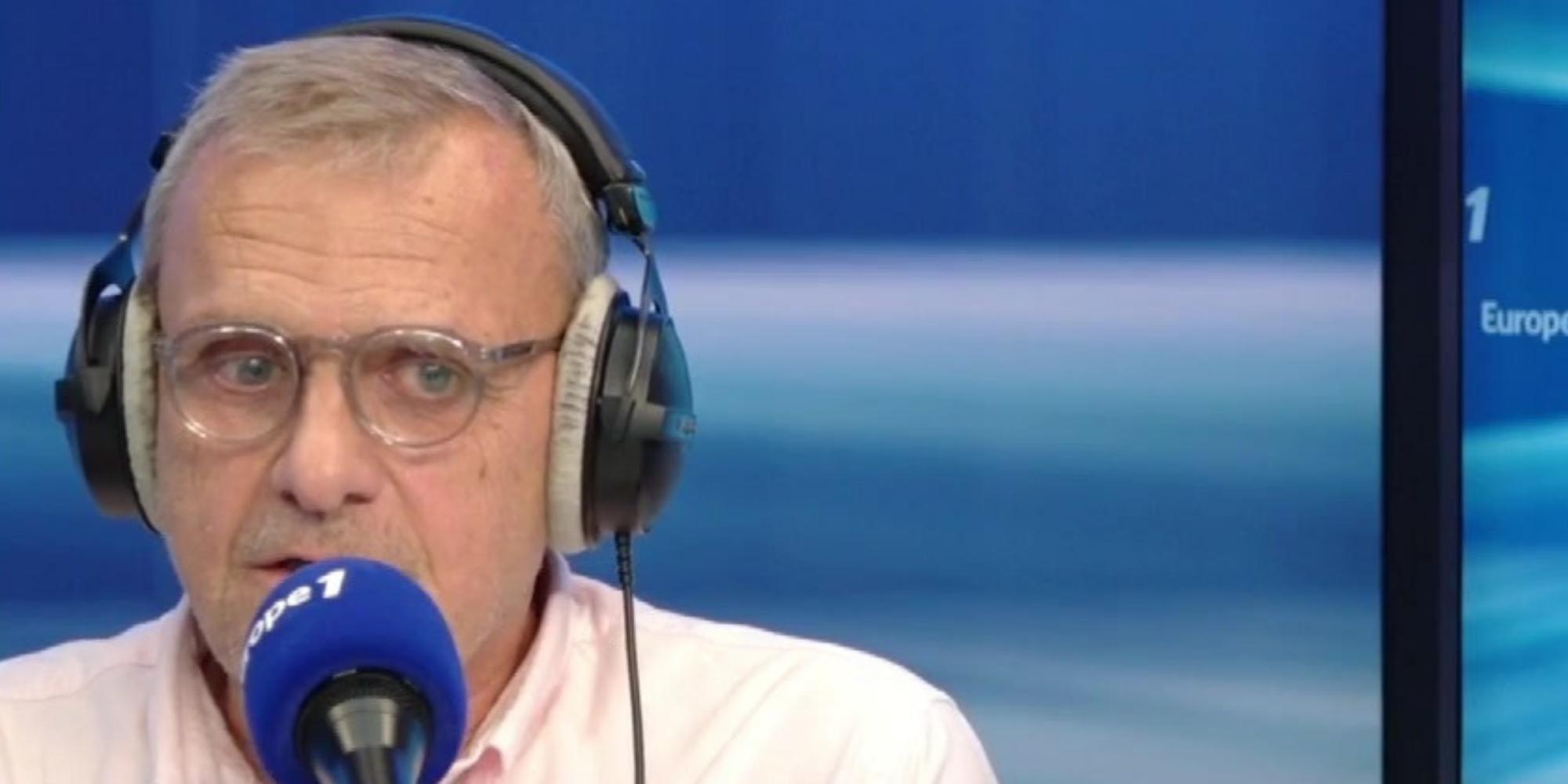 """Jean-Charles de Castelbajac : """"J'ai inventé la doudoune contre les manteaux de fourrure"""""""