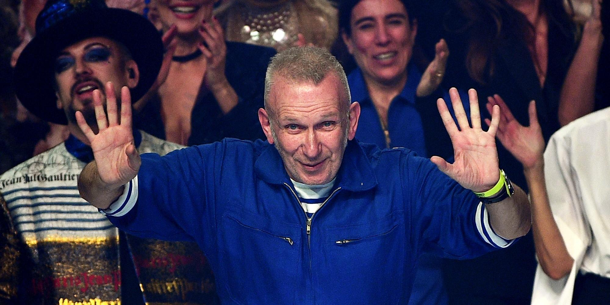Jean-Paul Gaultier tire sa révérence dans un dernier défilé haute couture époustouflant