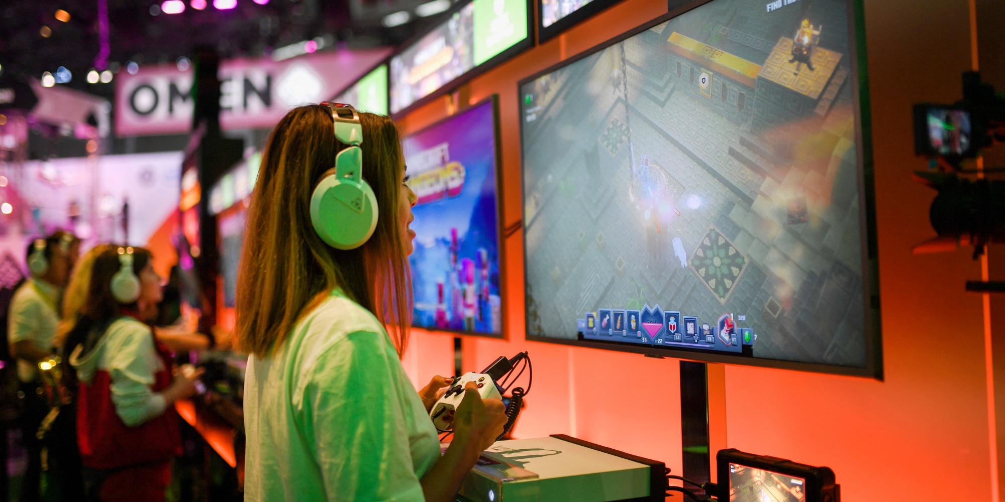 Jeux vidéo : il y a désormais plus de joueuses que de joueurs en France