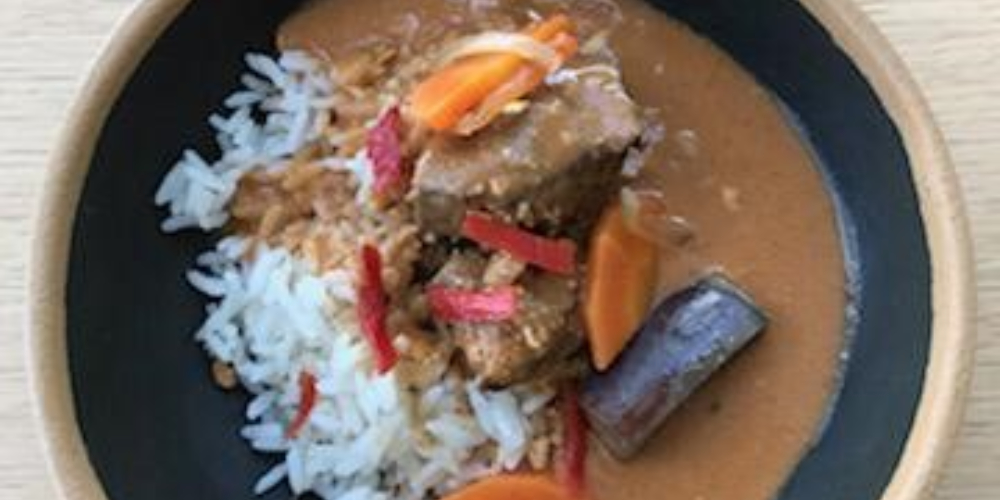 La recette du bœuf sauce mafé de Mory Sacko