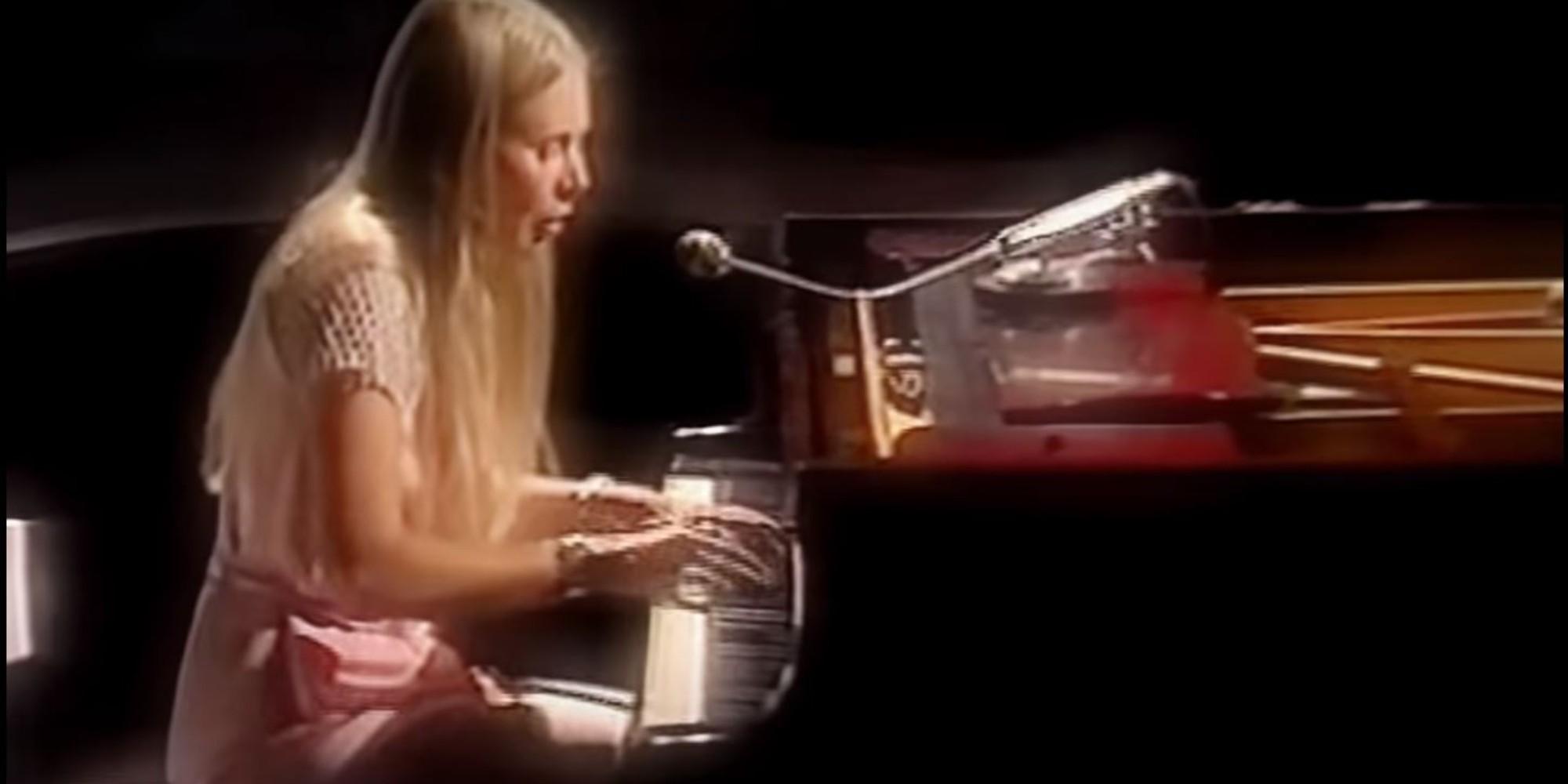 Le festival de l'île de Wight, 50 ans après : le concert mythique de Joni Mitchell