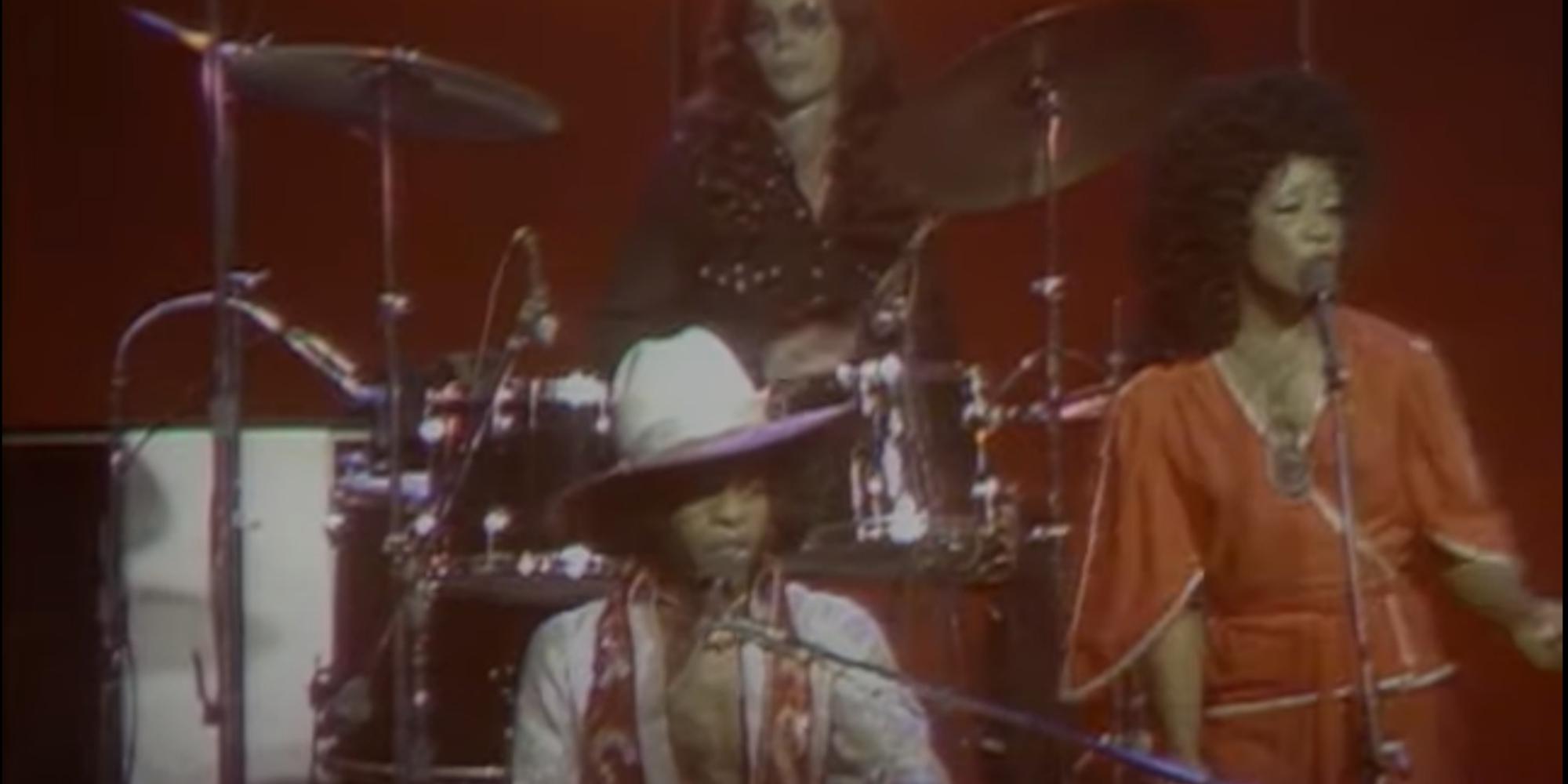 Le festival de l'île de Wight, 50 ans après : le réveil de Sly and the Family Stone