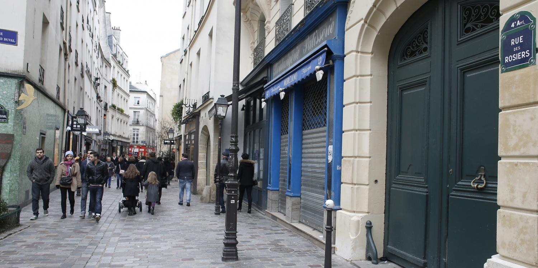 Gay Paris Marais