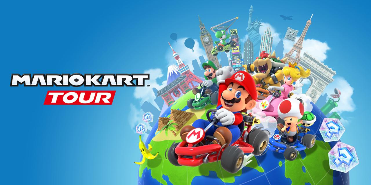 Mario Kart Tour Débarque Sur Mobile Faites Chauffer Les