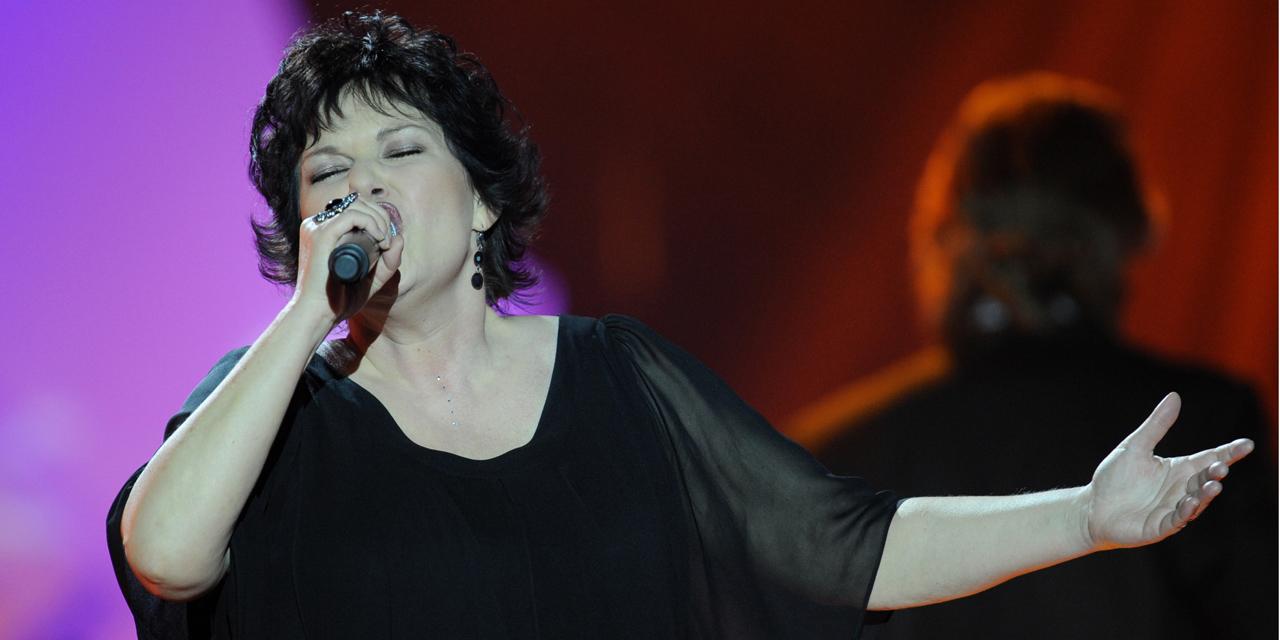 Maurane, la chanteuse à la voix de velours