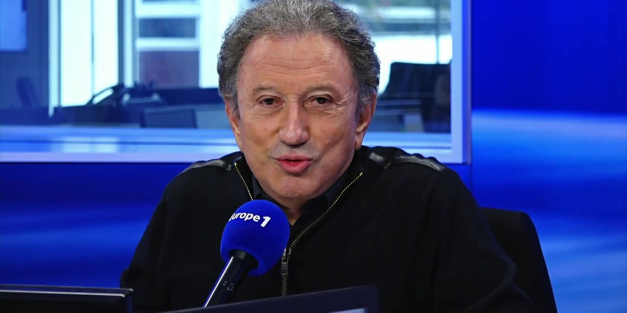 Michel Drucker Remembers The Latest Sms Sent By Johnny Hallyday With Him It S A Long Story Teller Report