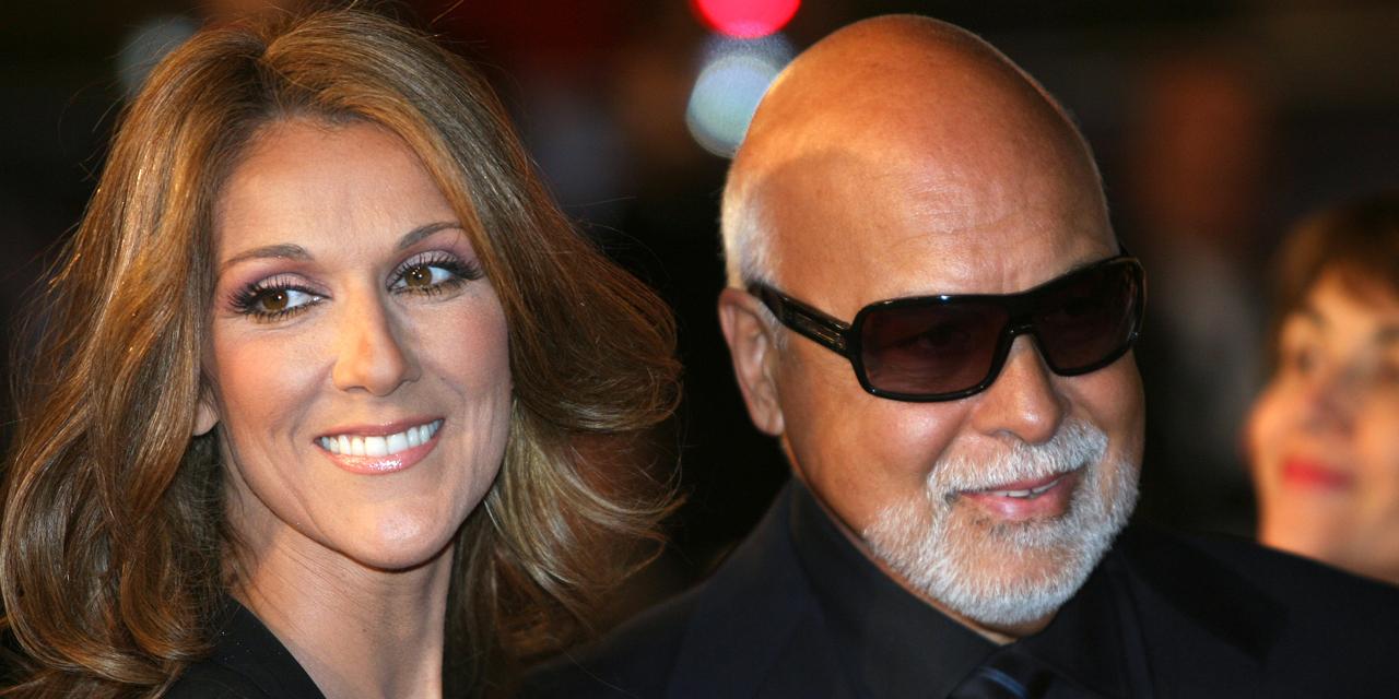 Céline Dion et René Angélil : leurs moments les plus romantiques [Photos]
