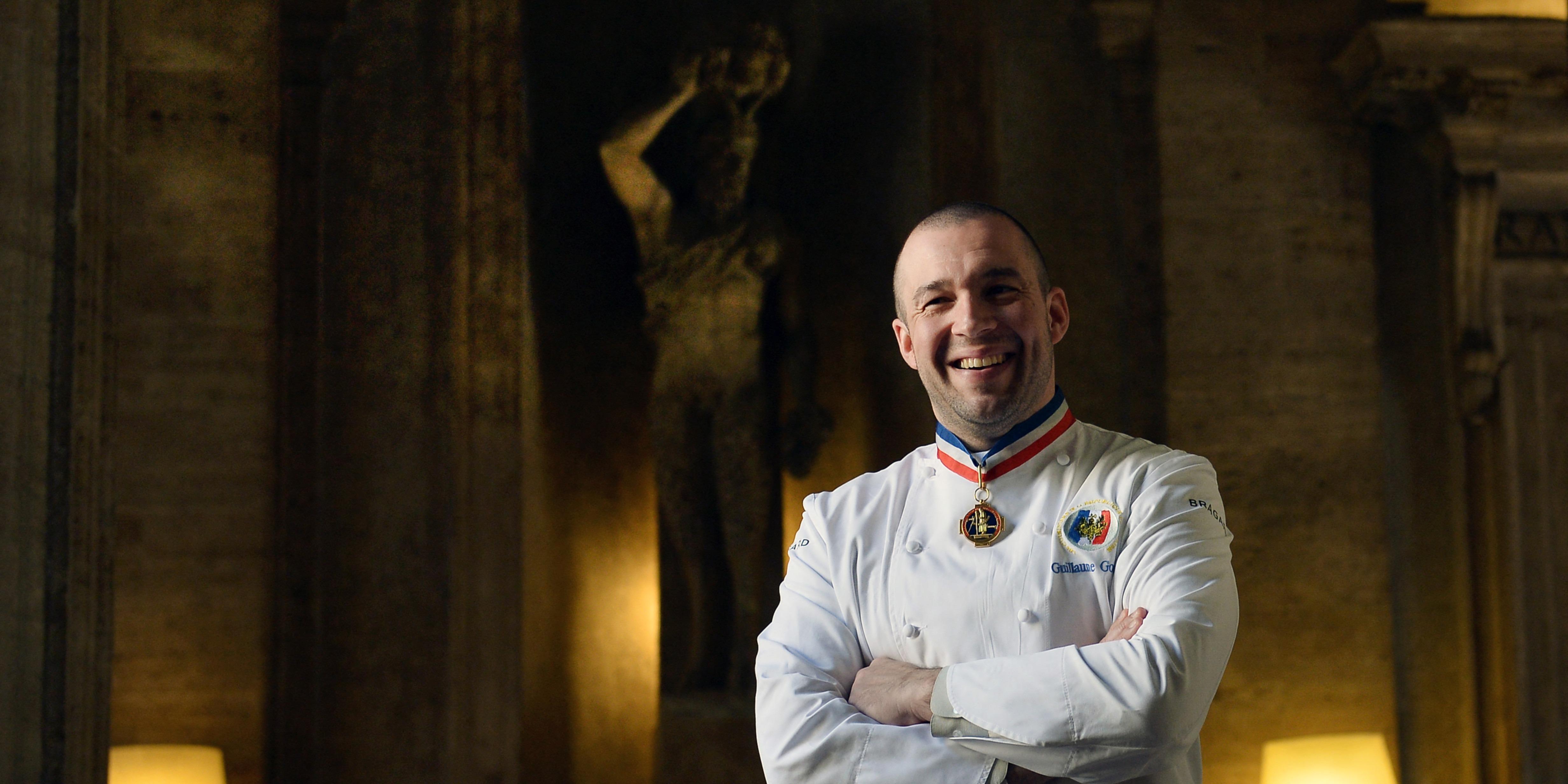 Qui peut succéder à Guillaume Gomez dans les cuisines de l'Élysée ?