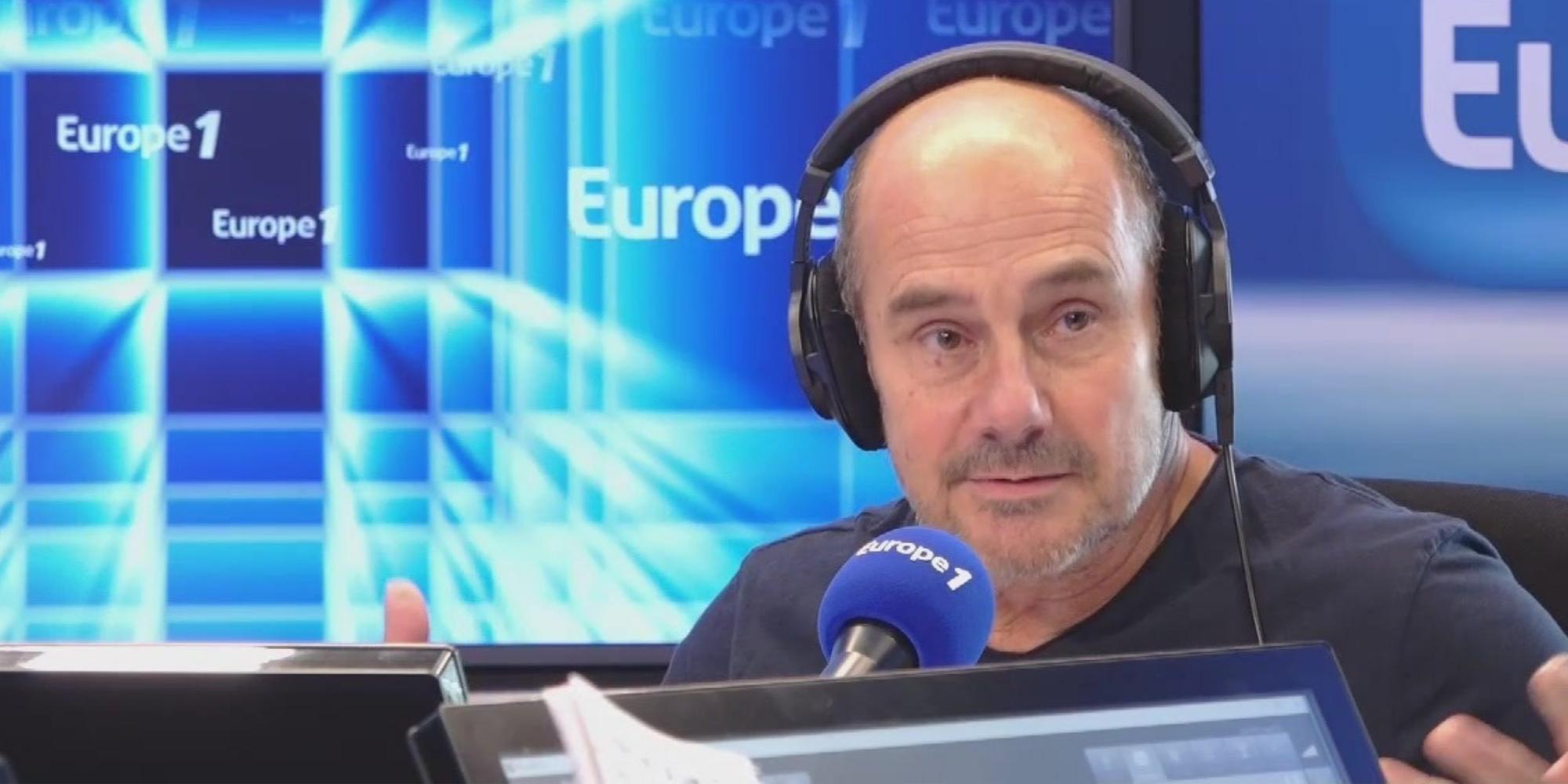 Radiocassette et crottes de lapin : Bernard Campan raconte les canulars de son enfance