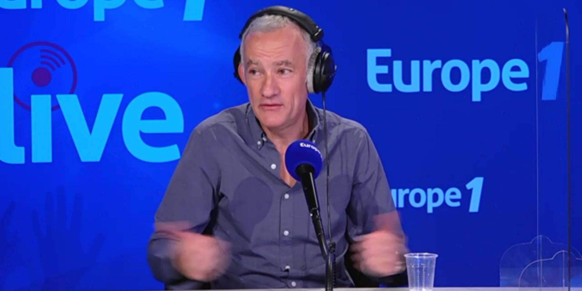 Sarkozy, Sardou, De Niro... Les interviews difficiles et insolites de Gilles Bouleau