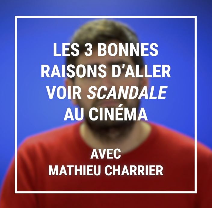 """""""Scandale"""" : 3 bonnes raisons d'aller voir le film !"""