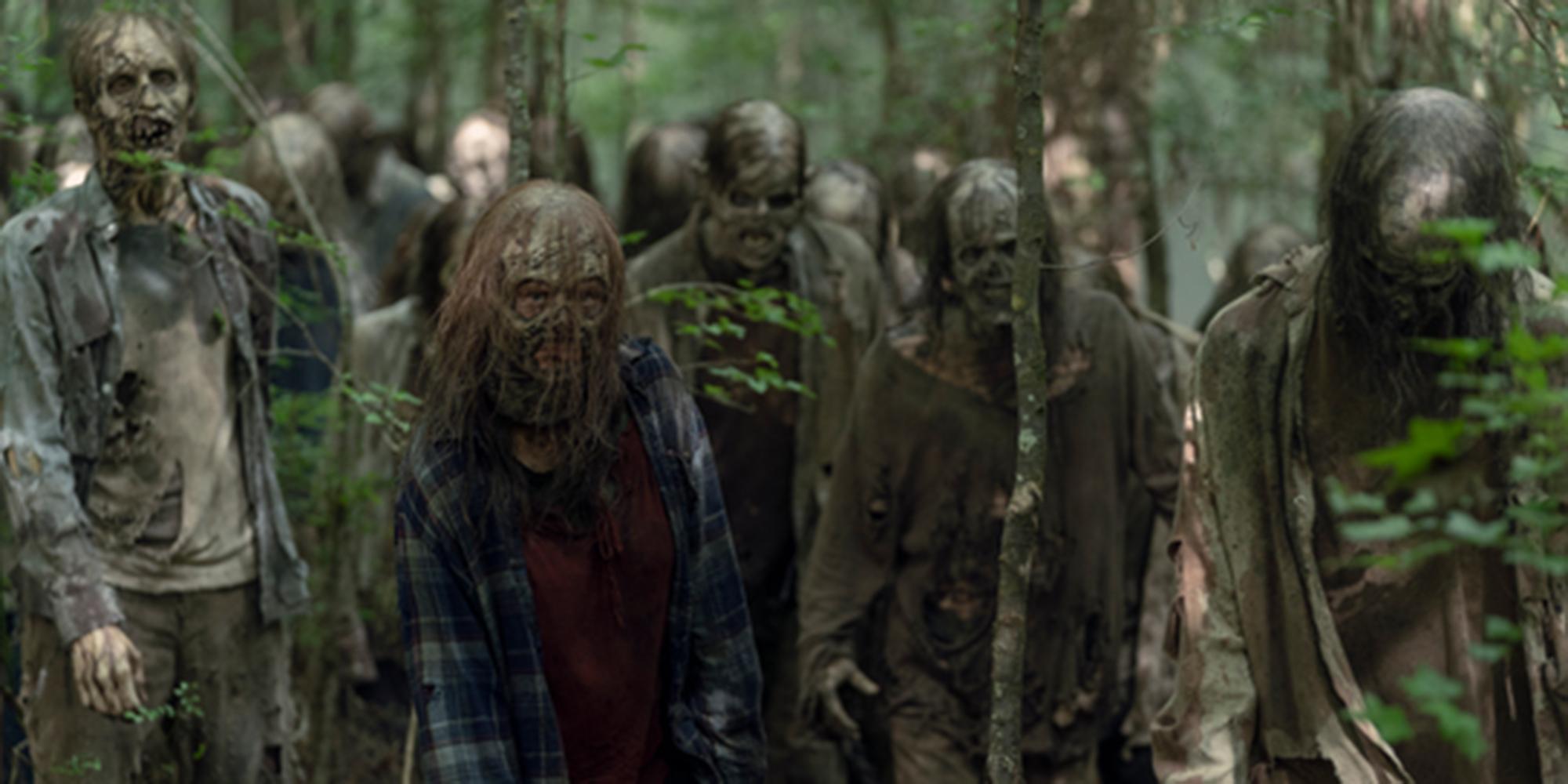 Pedigree munitions The-Walking-Dead-pour-jouer-les-zombies-il-faut-avoir-recu-une-formation-a-la-Zombie-school