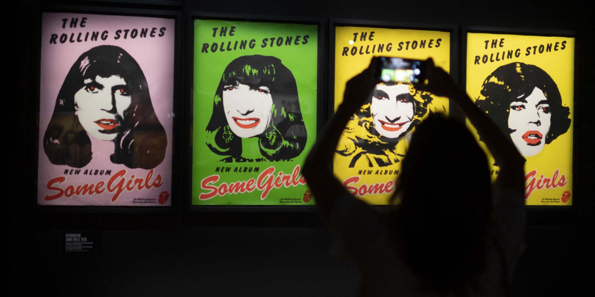 """""""Unzipped"""", l'exposition sur les Rolling Stones, débarque au Vélodrome de Marseille"""
