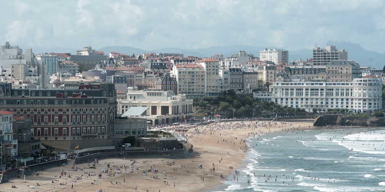 """À l'approche du G7 à Biarritz, l'inquiétude monte chez les commerçants : """"On va perdre une semaine de..."""