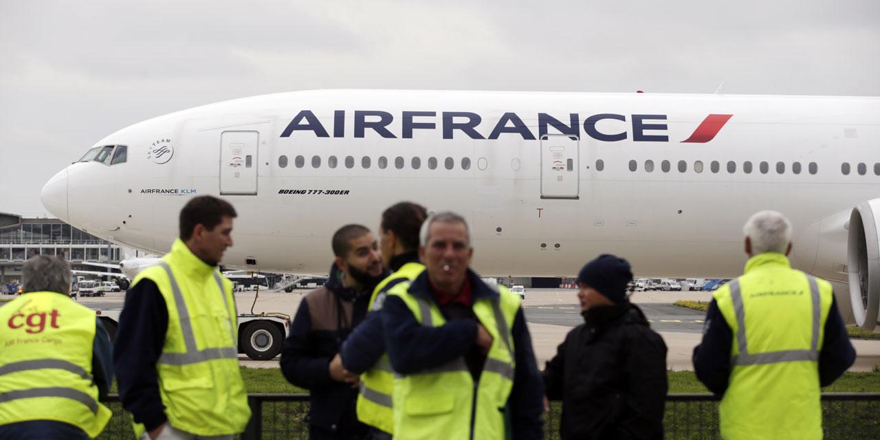 Air France Trois Questions Autour Du Salaire Des Personnels
