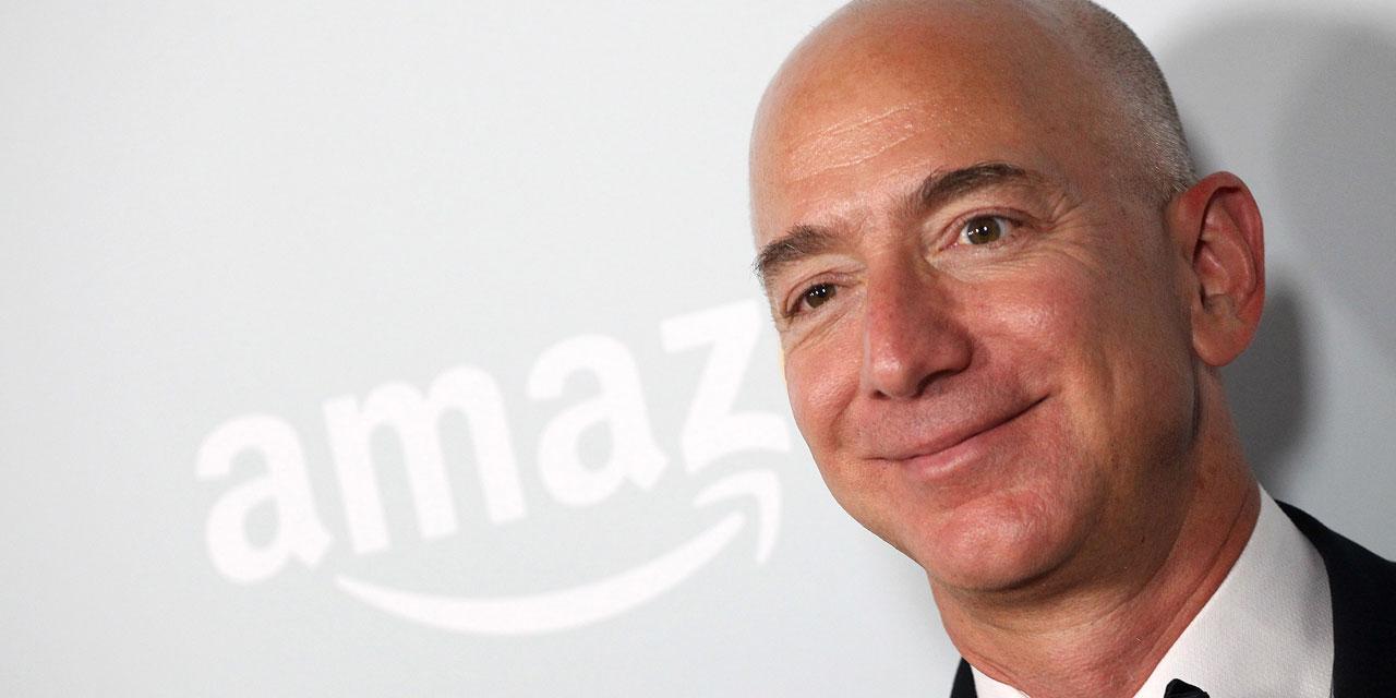 Amazon Devient L Entreprise Privee La Plus Chere Au Monde