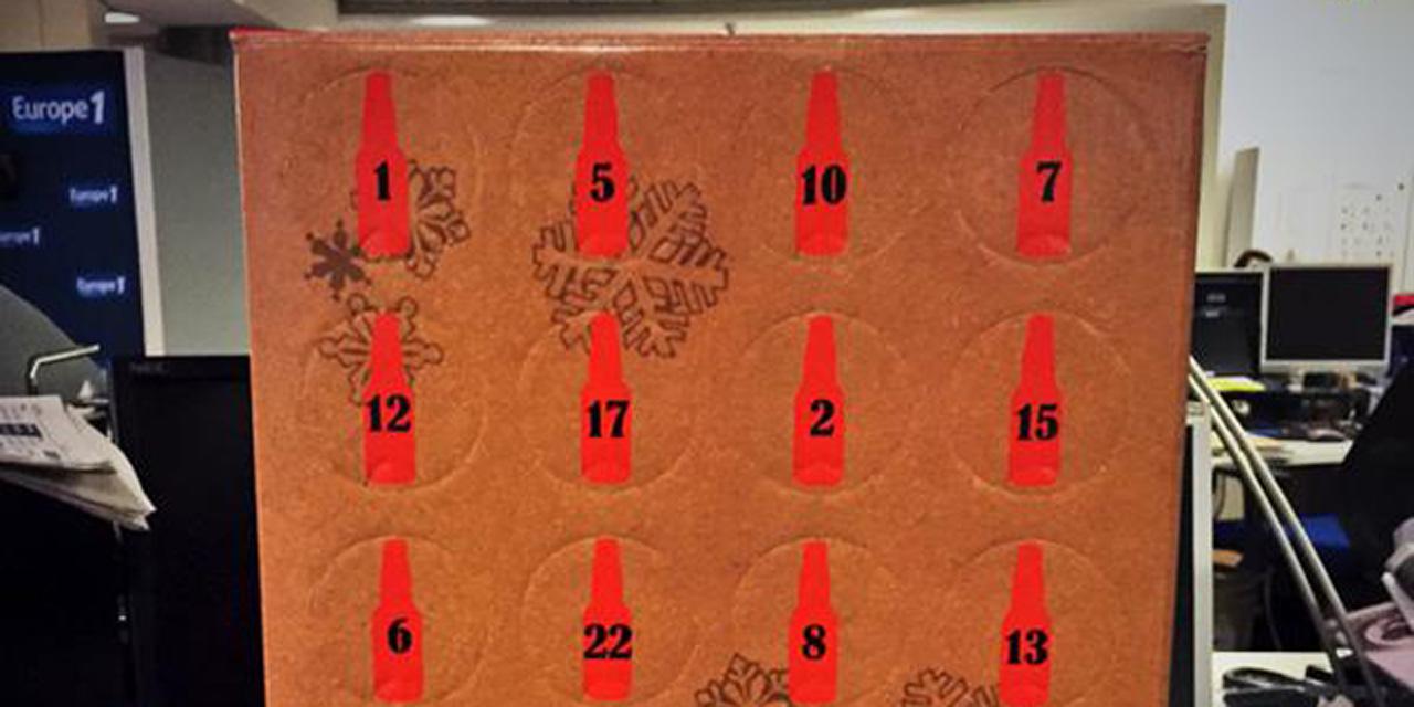 Ces calendriers de l'avent ne sont pas pour les enfants