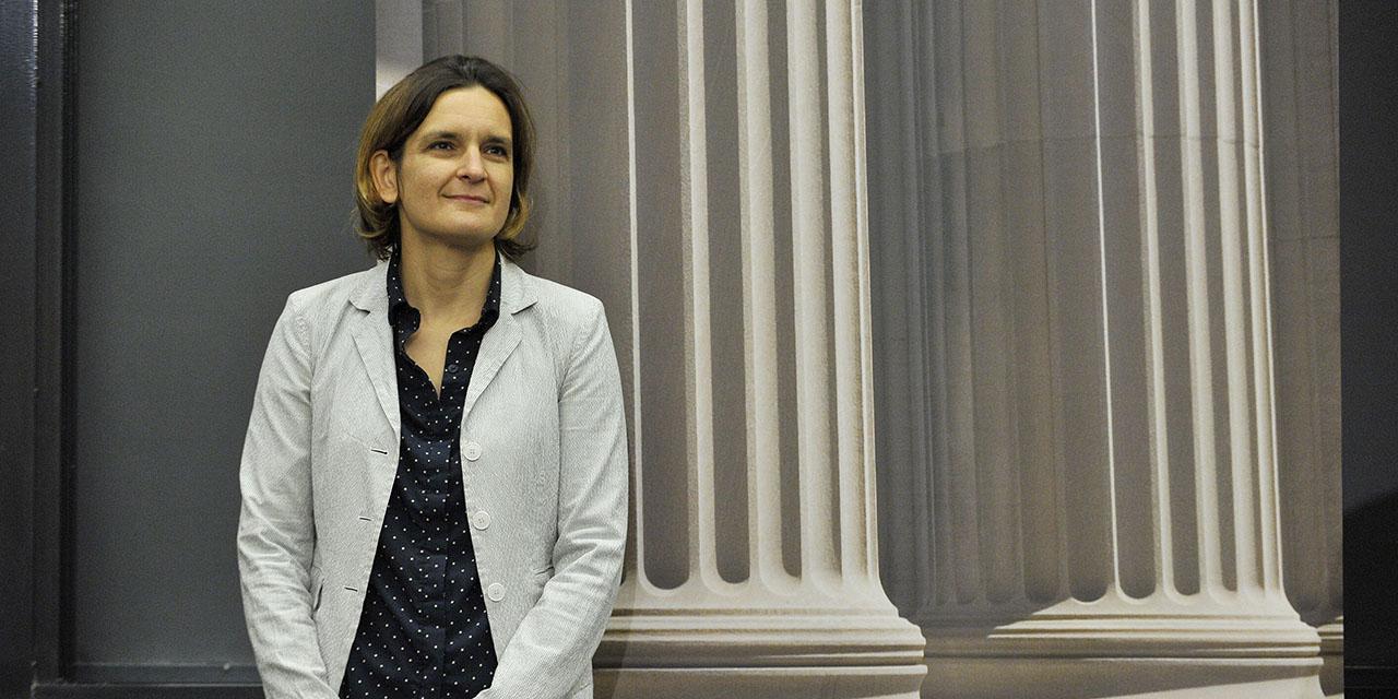 """Esther Duflo, Nobel française d'économie : """"C'est le travail de tout un mouvement qui est récompensé"""""""