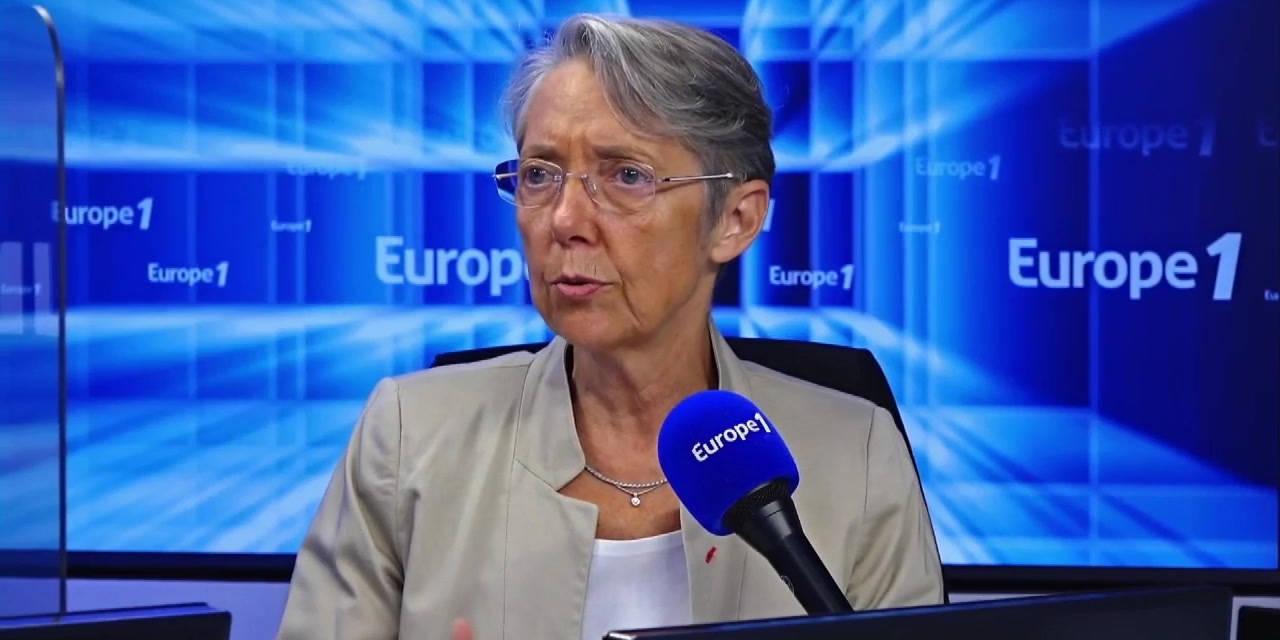 """Fraude au chômage partiel : """"scandaleux"""", selon Borne qui promet plus de contrôles"""