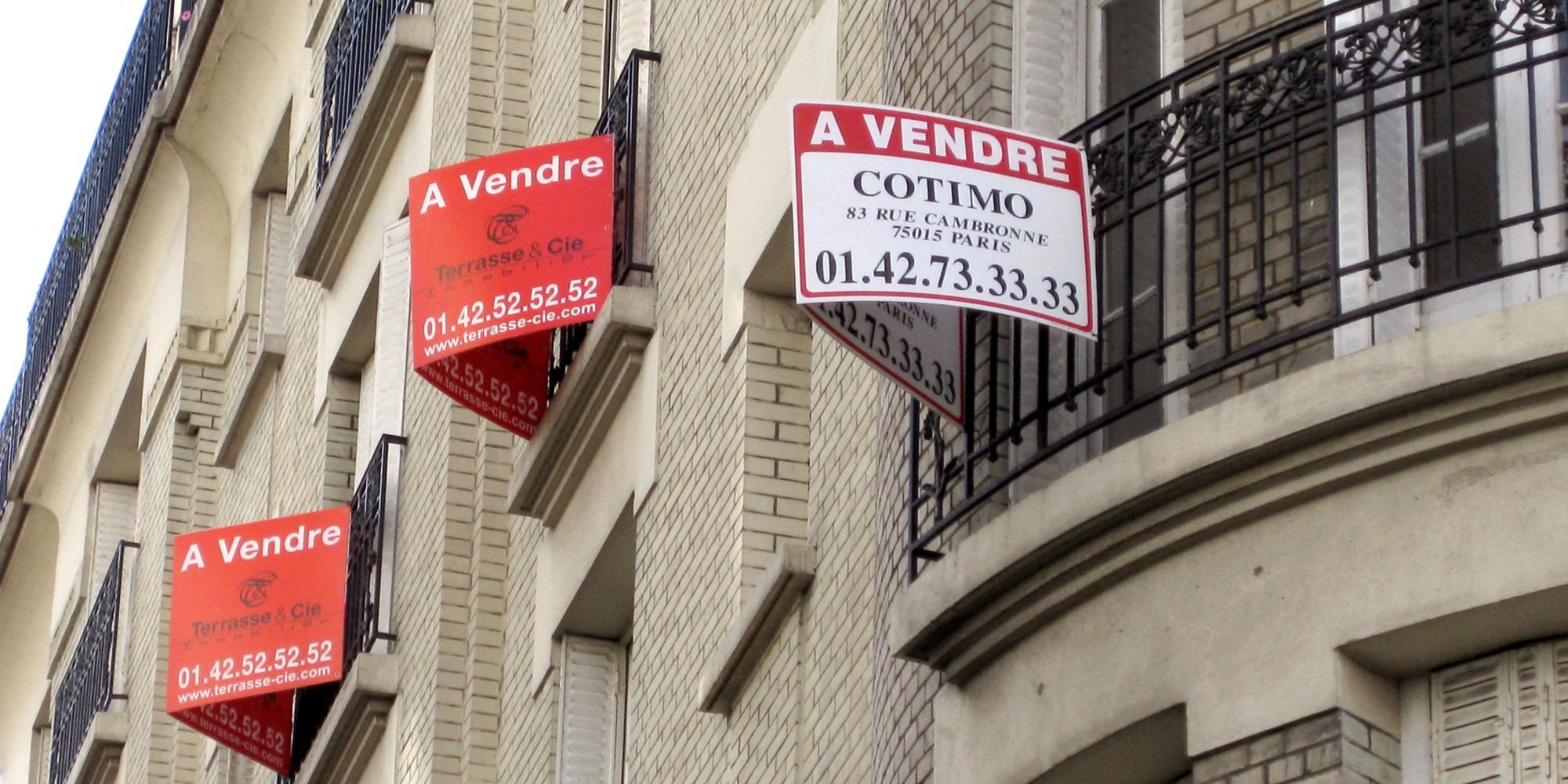 Immobilier : les villes moyennes très prisées après l'épidémie de Covid