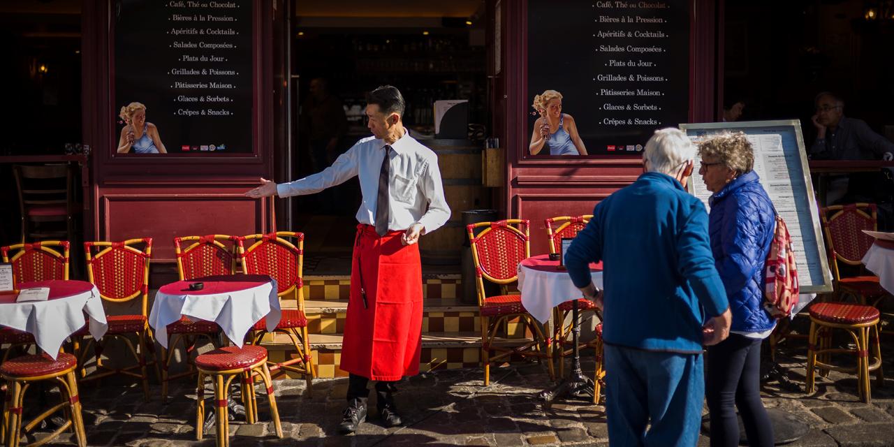 Les restaurateurs cherchent la parade face aux clients qui ne se présentent pas à leur réservation