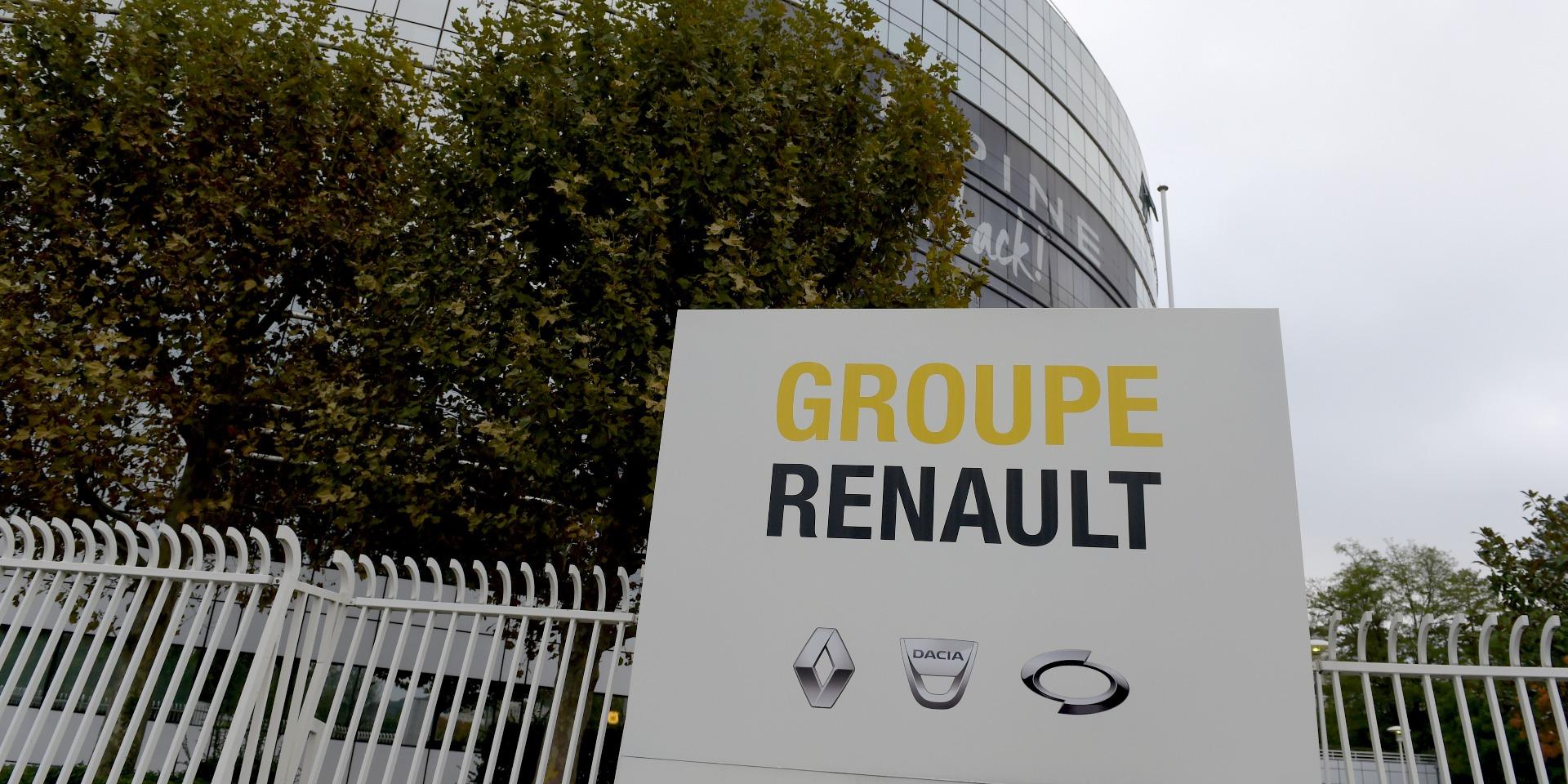 """Vers la fermeture d'usines Renault ? La CGT dénonce une """"stratégie pour faire pression"""""""