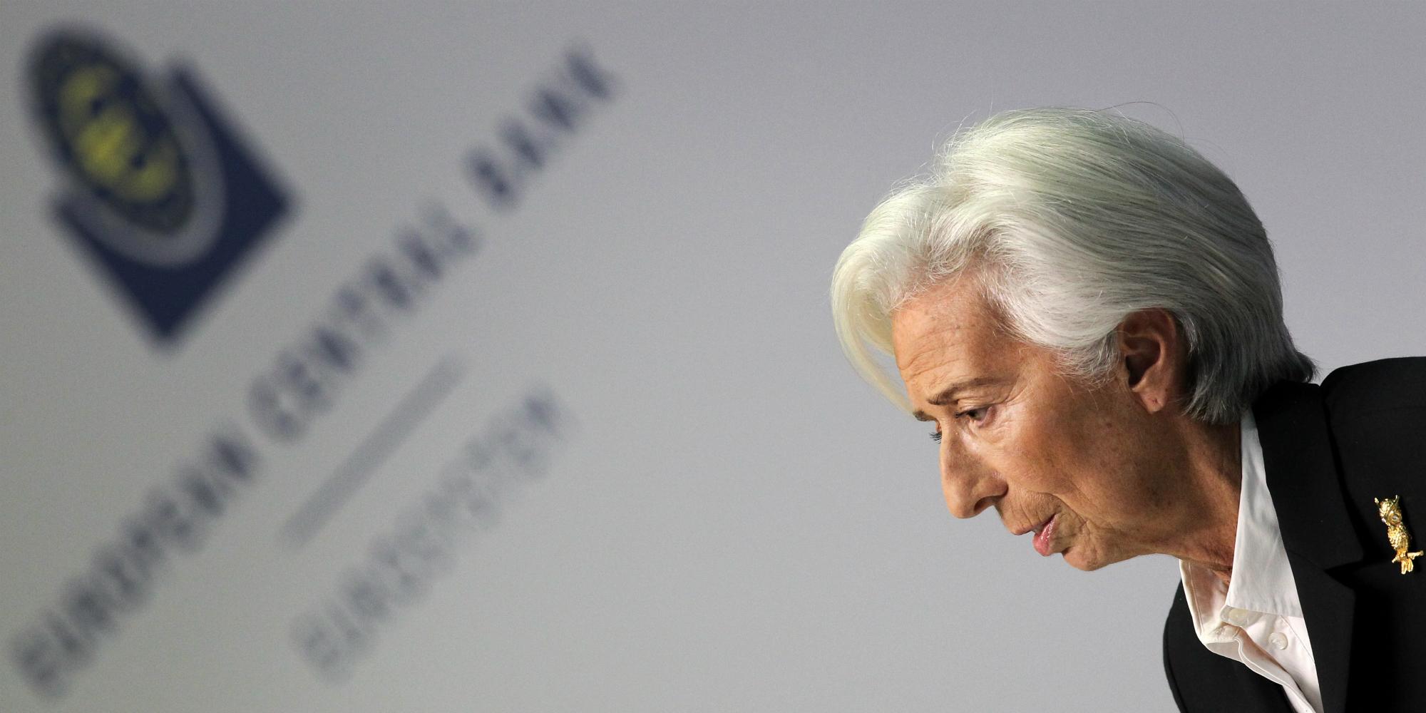 """Pourquoi la BCE estime que le pire de la crise économique est """"probablement passé"""""""