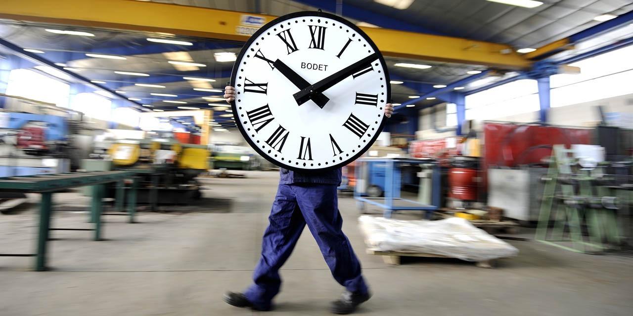 Temps De Travail Comment Font Nos Voisins Europeens