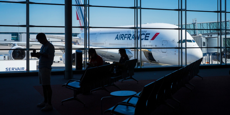 Transport aérien : ...