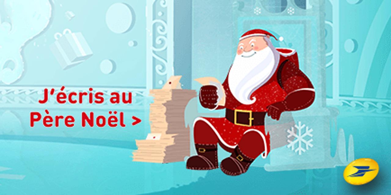 Site Lettre Au Pere Noel.Vous Pourrez Ecrire Des Maintenant Au Pere Noel