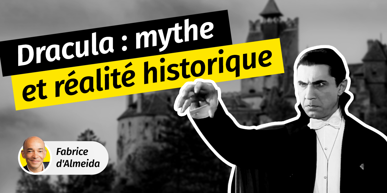 What is the origin of Dracula? Immerse yourself in the history of