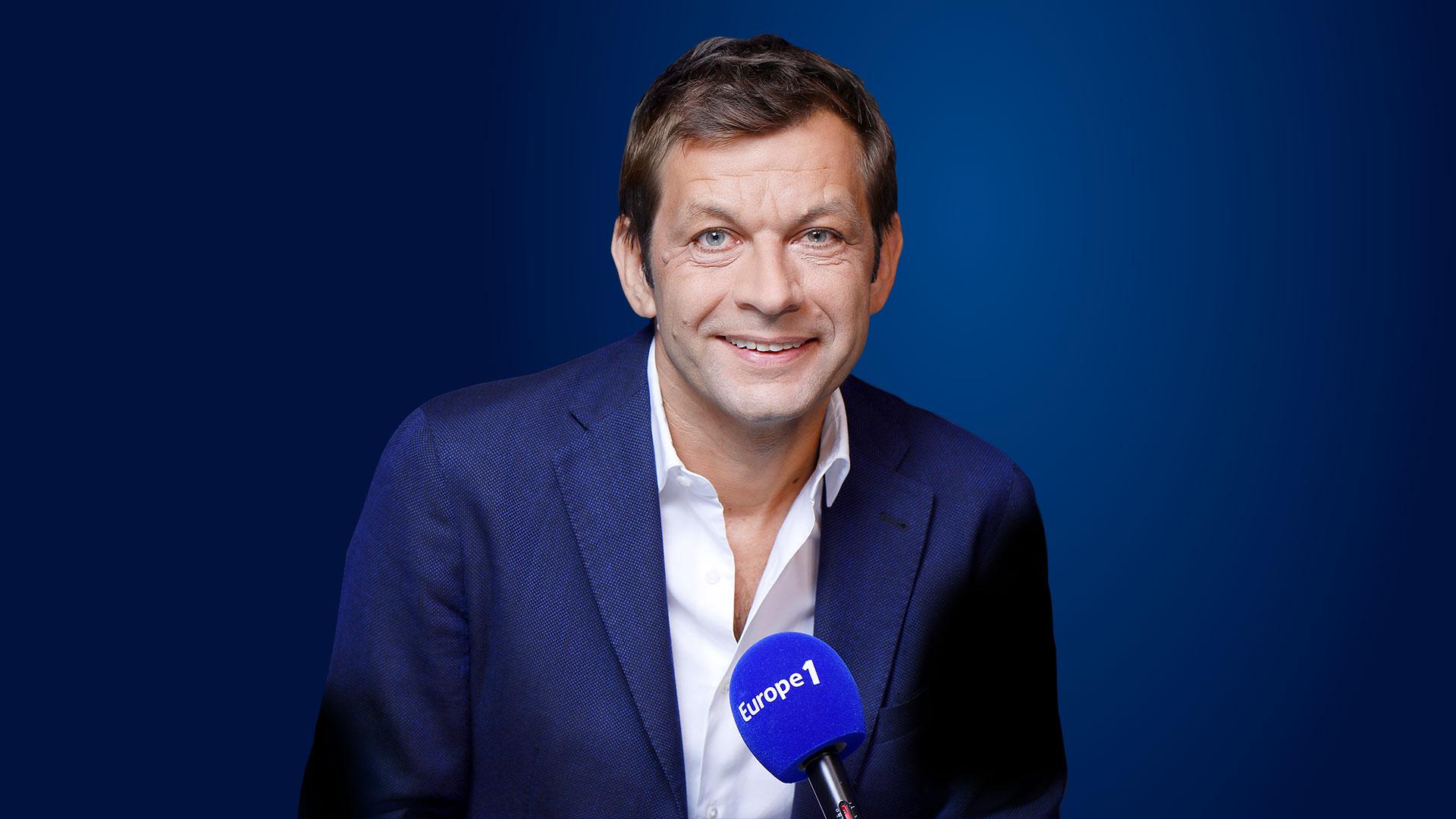 Laurent Mariotte avec Sophie Davant - Europe1