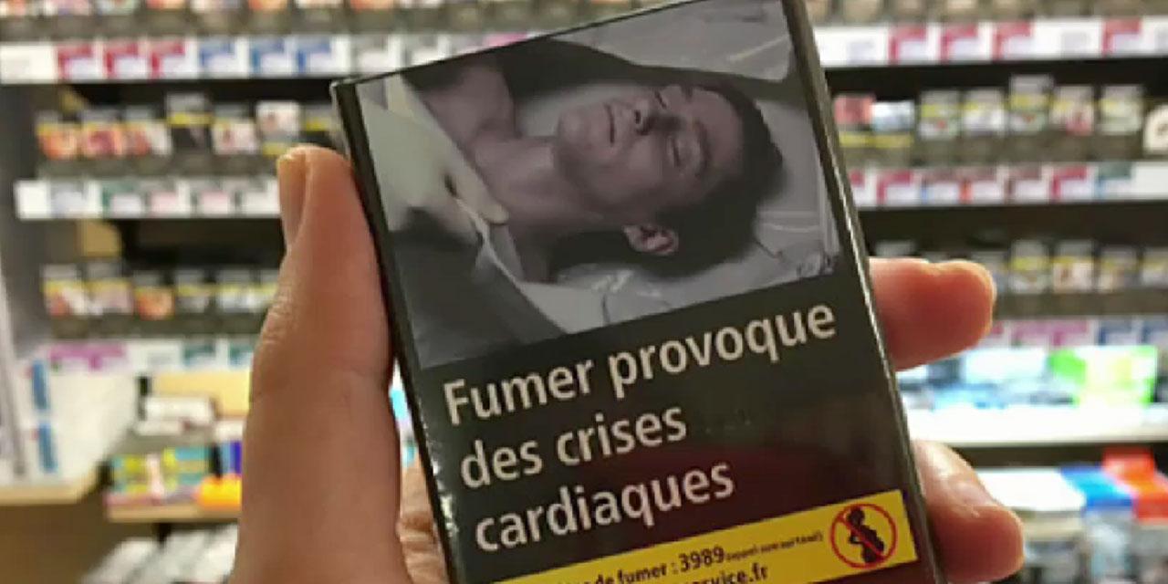 Lit Pour Jeune Homme royaume-uni : l'homme mort sur les paquets de cigarettes est en fait…  vivant !