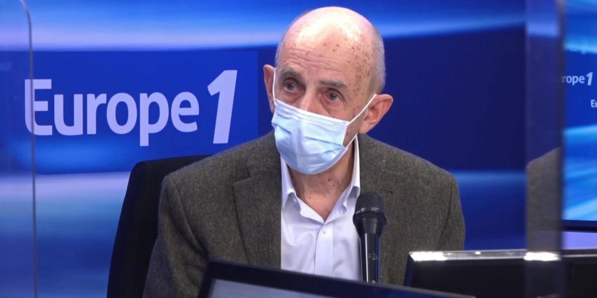 """EXTRAIT - Louis Gallois plaide pour un """"impôt temporaire de solidarité"""" sur """"les tranches les plus élevées"""""""