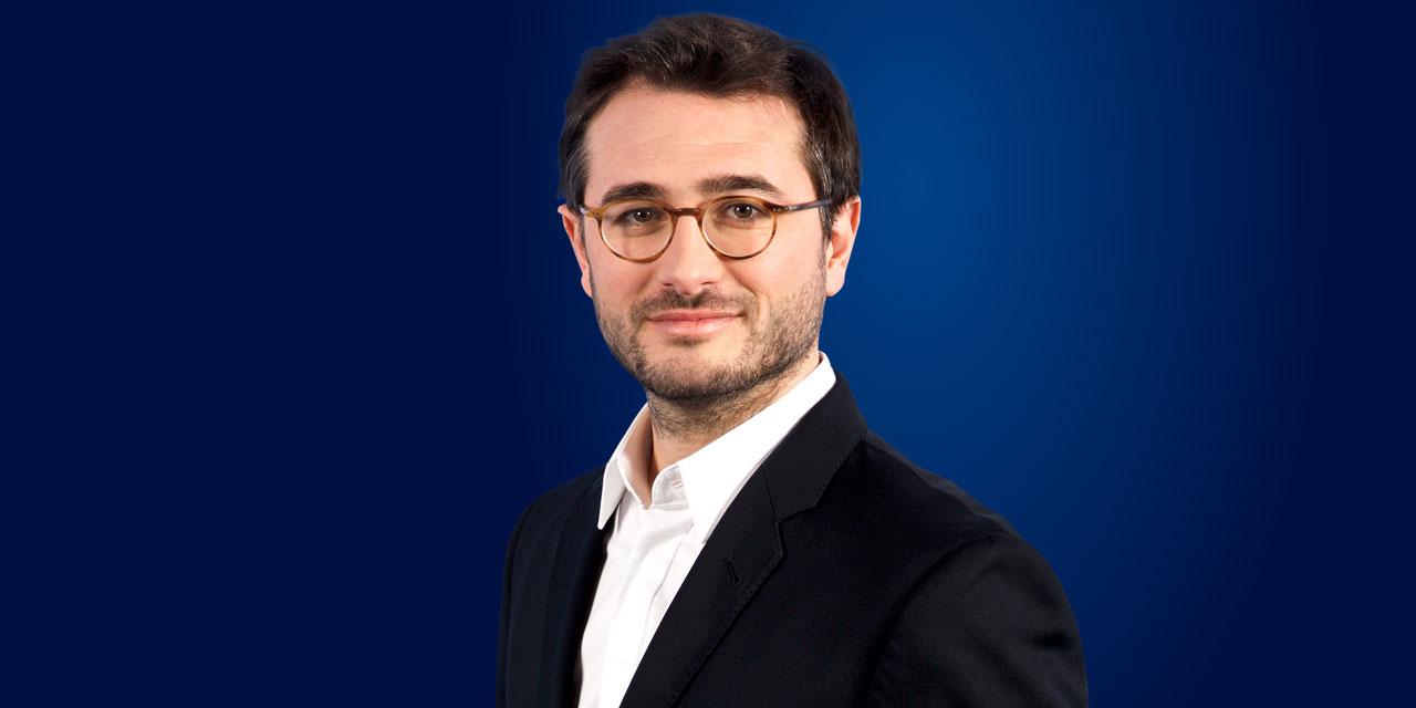 Thierry Lespiaucq, président du groupe Volkswagen en France :