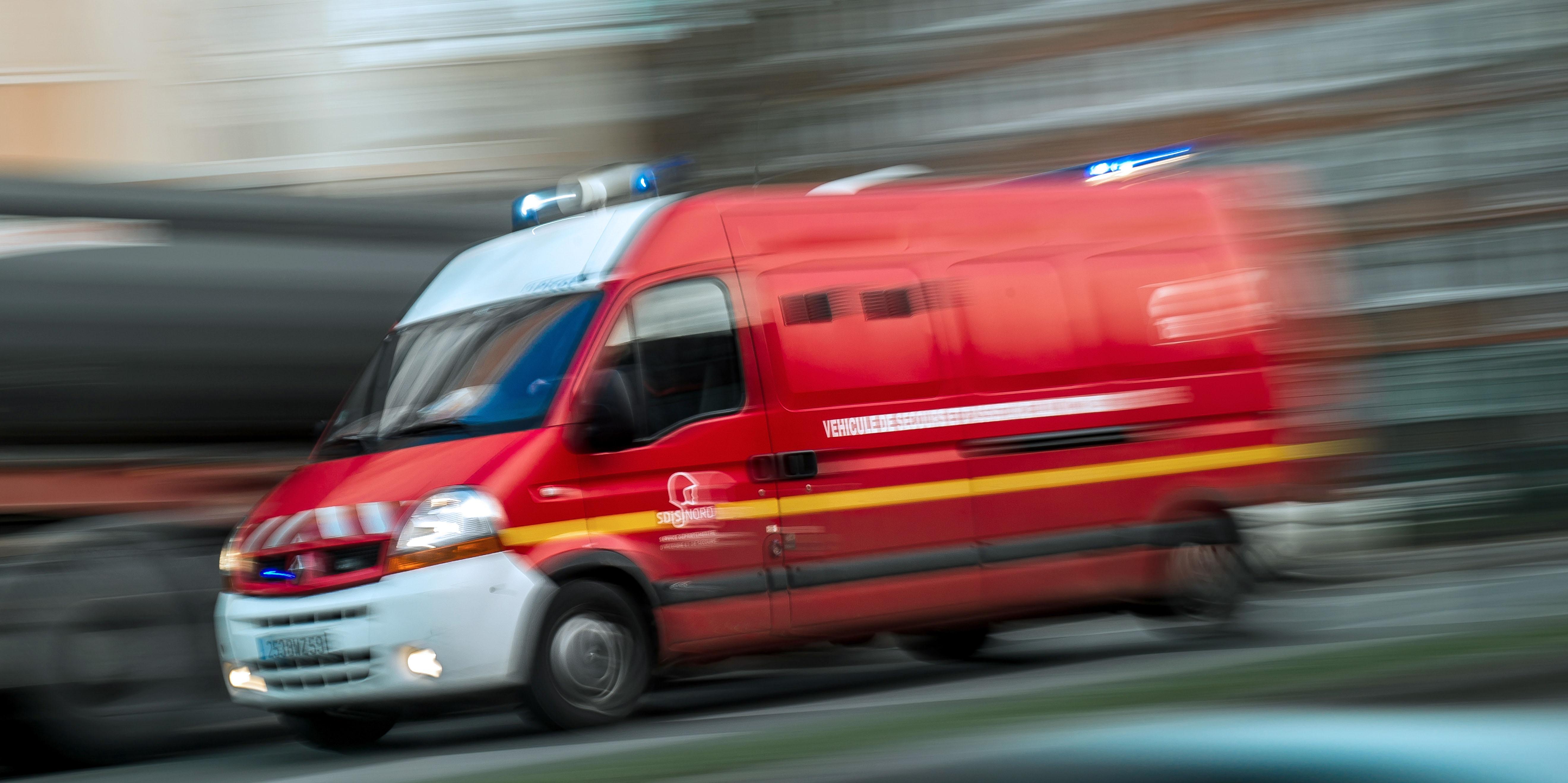 Bretagne : un bus scolaire se couche dans un fossé, 8 blessés légers