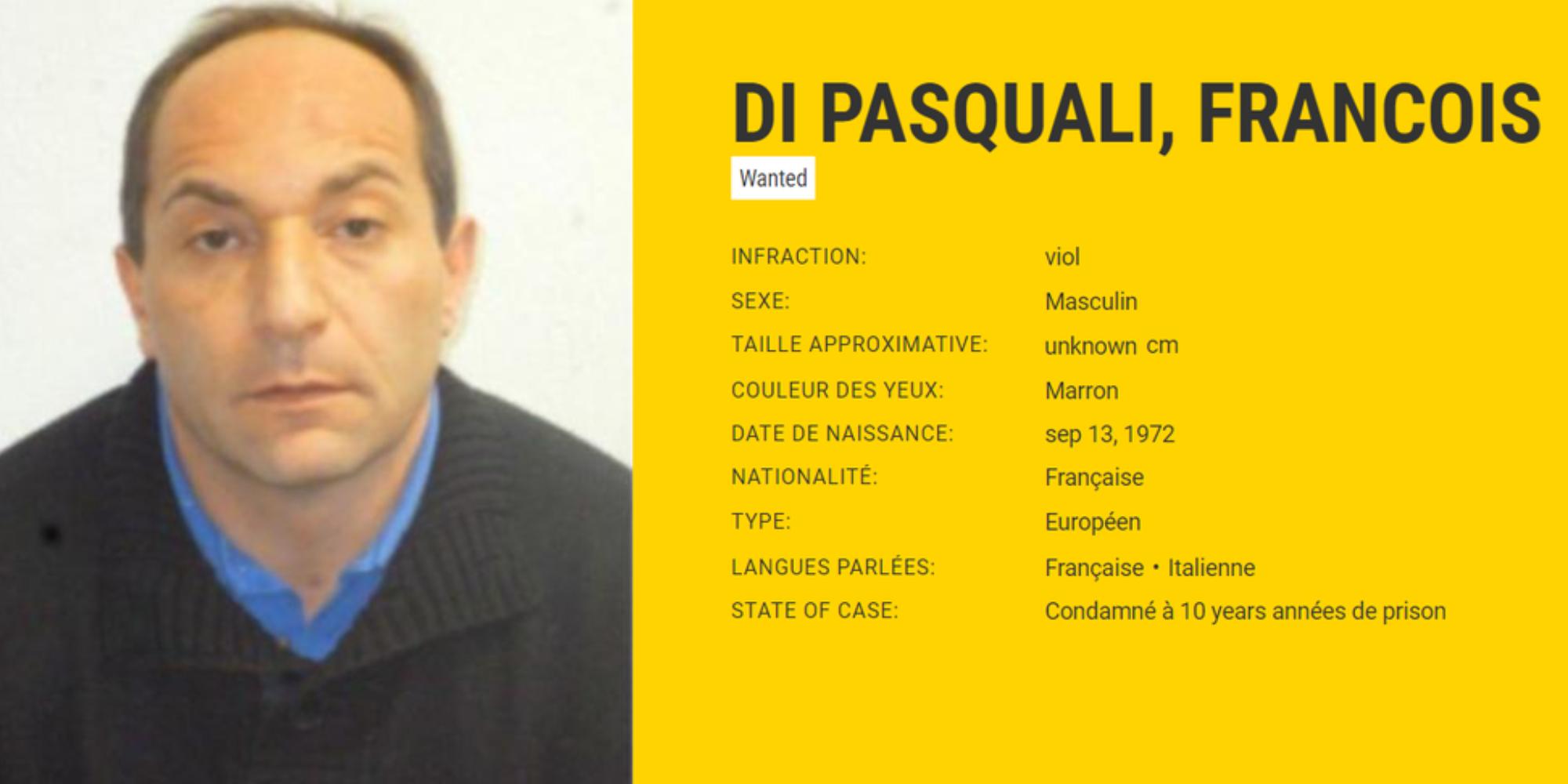 INFORMATION EUROPE 1 - François Di Pasquali, le Français le plus recherché par Europol, a été arrêté