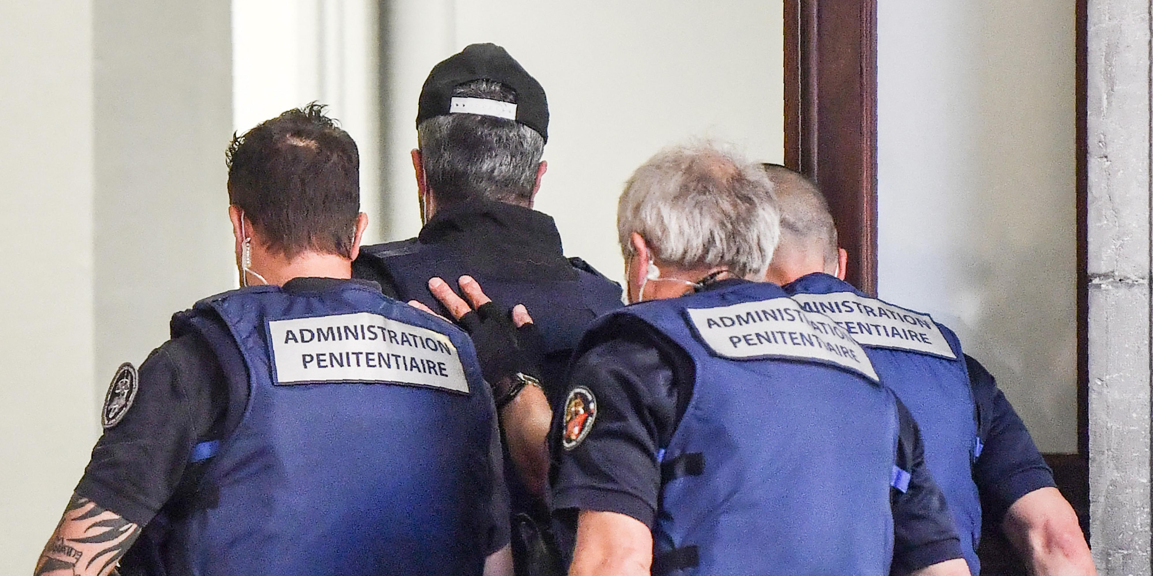 """Nordahl Lelandais condamné à 20 ans : """"Il a été jugé comme un homme ordinaire"""", estime son avocat"""