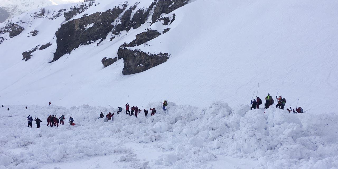 Un homme retrouvé mort dans une avalanche en Savoie