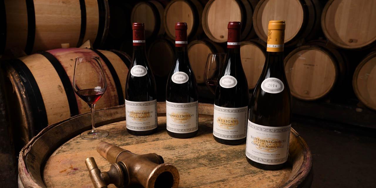 """La Bourgogne va envoyer du vin à Trump : """"On veut toucher la corde sensible du président pour qu'il change..."""